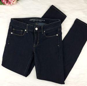 American Eagle Skinny Super Stretch Jeans 2 Short